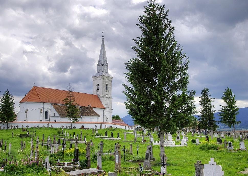 Comuna Sânsimion - Parohia Romano-catolică Cetăţuia